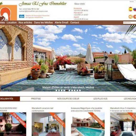 Immobilier Pro Maroc