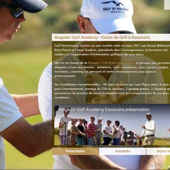 Mogador Golf Academy