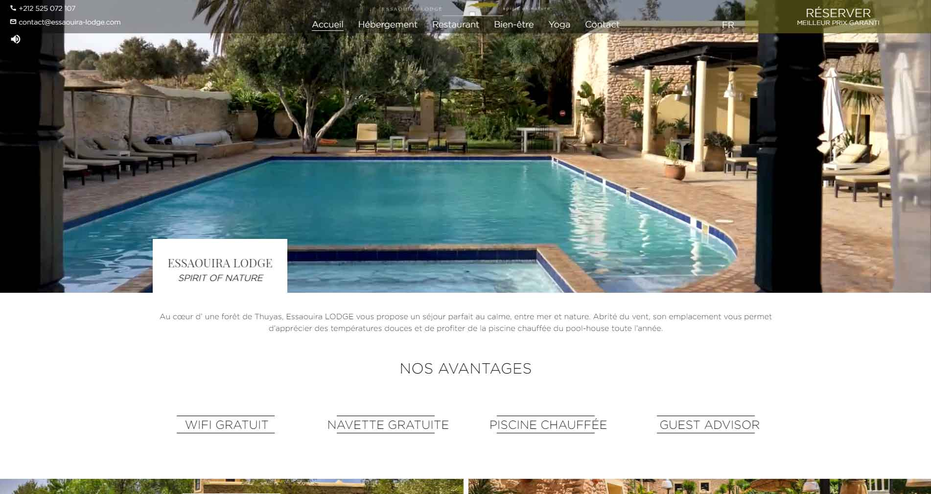 Essaouira Lodge Hôtel à Essaouira