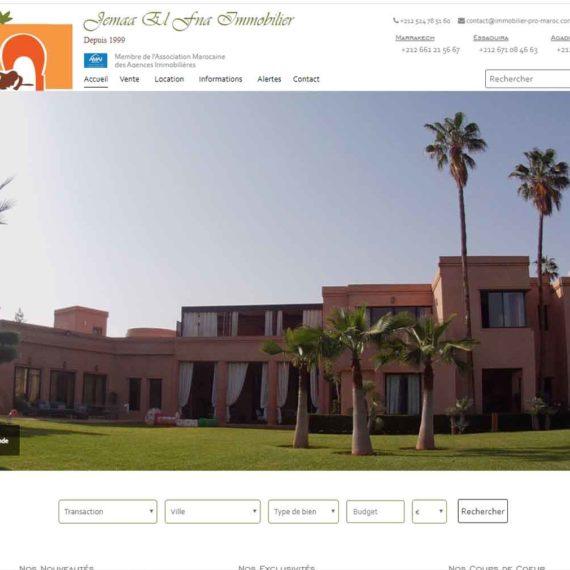 Immobilier à Essaouira